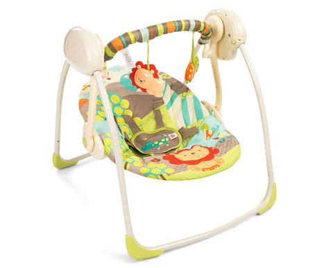 bright starts portable swing up up away bright starts up up away portable swing great daily