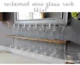 woodworking diy wine glass rack wood plans pdf
