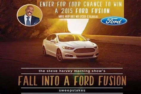 Steve Harvey Show Giveaway - premiere radio networks sweepstakesbible