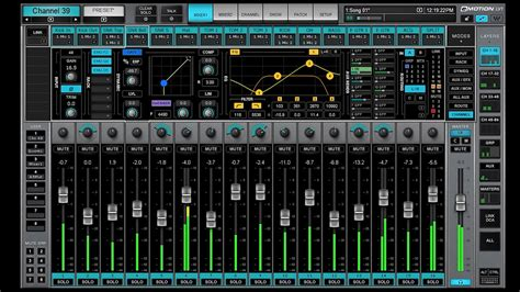 Mixer Audio Sound Sistem waves audio now shipping the emotion lv1 live mixer