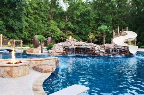 Cost To Build A House In Arkansas project highlight lazy river pool luxury pools