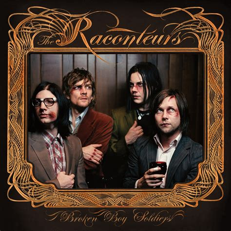 Steady As She Goes 3 by Broken Boy Soldiers The Raconteurs Listen And Discover