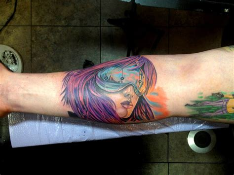 cool anime tattoos anime tattoos and designs page 62