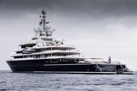 yacht luna luna yacht lloyd werft superyacht times