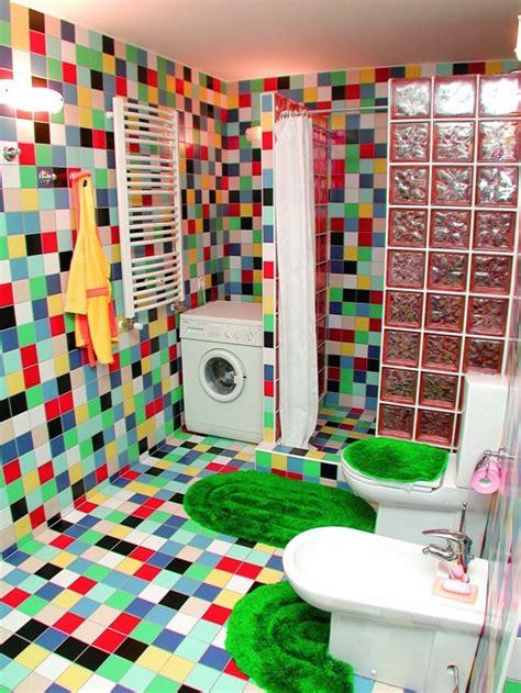 Badezimmer Unterschrank Grün by Design Bunt Badezimmer