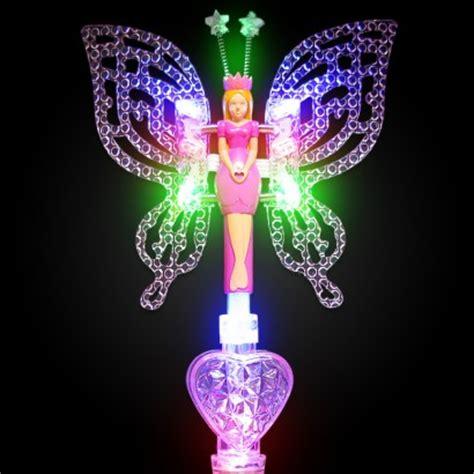Light Up Fairies Light Up Princess Wand