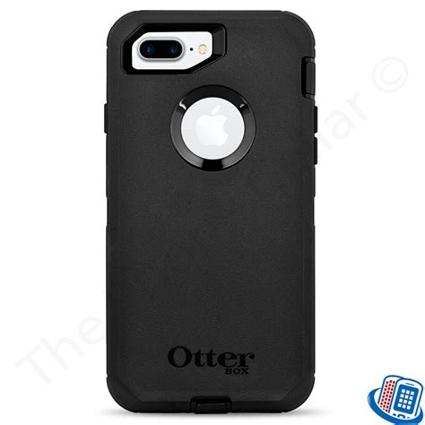 new oem otterbox defender series black clip for apple iphone 7 plus
