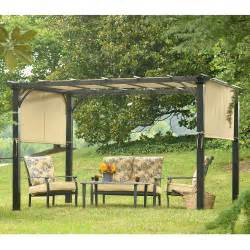 Replacement Pergola Canopy by Garden Oasis Gf 10s063b Canopy Replacement Canopy For