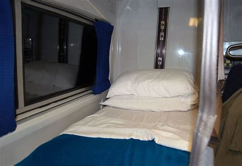Amtrack Sleeper Car 0026 bunk in roomette on amtrak viewliner sleeping