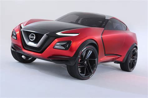 car nissan nissan gripz concept puts the sport in suv for frankfurt