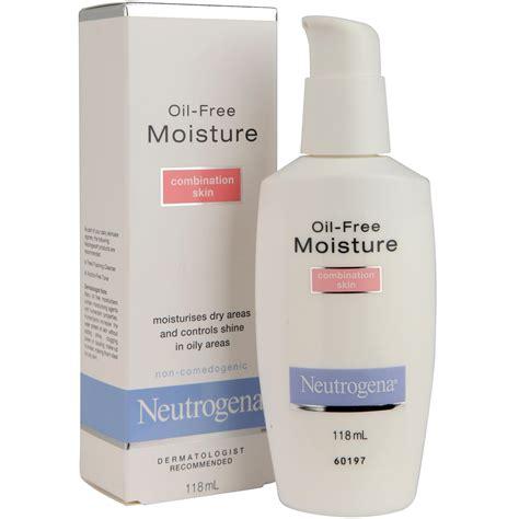 Review Neutrogena Moisture Shoo by Neutrognea Free Moisture For Combination Skin Reviews