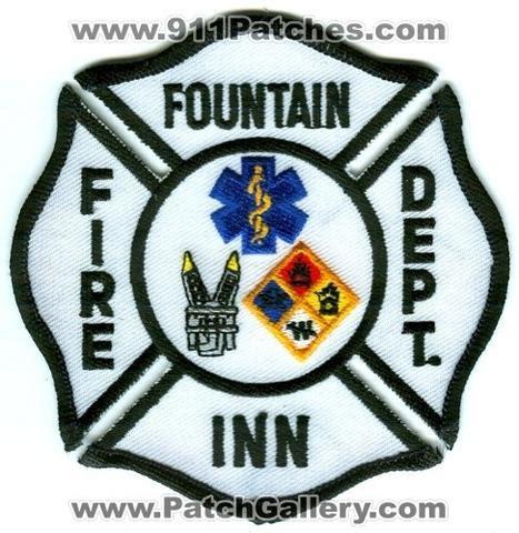 rescue sc south carolina sc 911patches