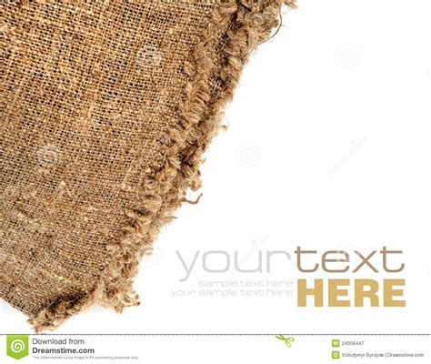 canapé beige vecchia tela di canapa beige fotografia stock libera da