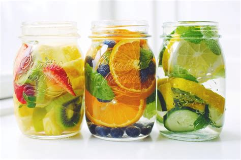 Air Detox Infused Water by How To Make The Best Fruit Infused Water
