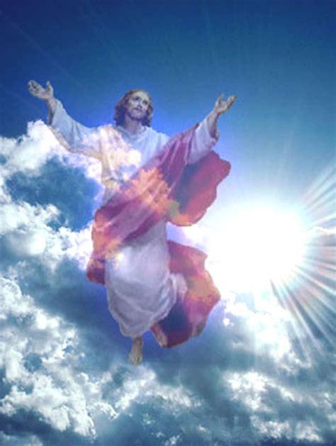 imagenes de jesucristo en el cielo ascension de jes 250 s contada para ni 241 os