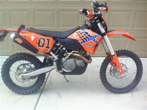 Ktm Exc 530 For Sale 2009 Ktm Exc 530 Dual Sport For Sale On 2040 Motos