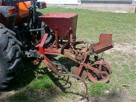 Covington Planter by Used Farm Tractors For Sale 3 Point Planter Cultivator