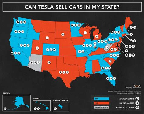 Tesla Motors Sales Tesla Sales Ban Half The U S Can T Buy A Model S
