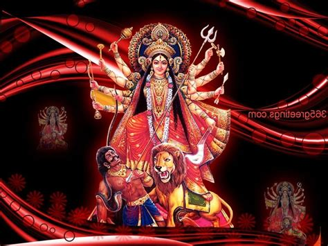 maa durga photo wallpapers
