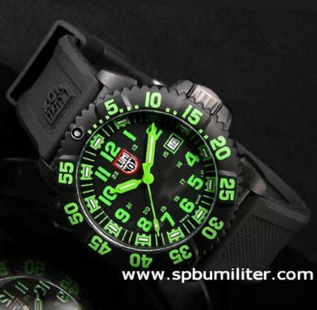 Harga Jam Tangan Militer Luminox jam tangan luminox green spbu militer