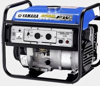 Harga Merk Yamaha daftar harga mesin genset yamaha terbaru