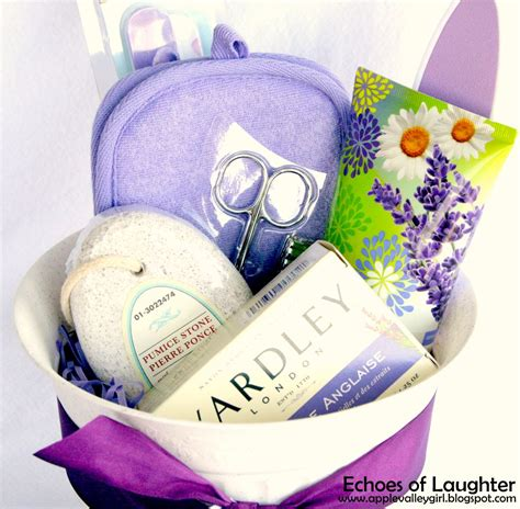 bathroom gift baskets bath gift basket free printable tag echoes of laughter