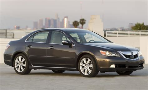 2009 acura rl review 2009 acura rl car review specs price and release date