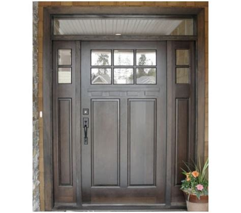 Craftsman Exterior Doors Products Craftsman Front Door Future Home Remodel Pinterest