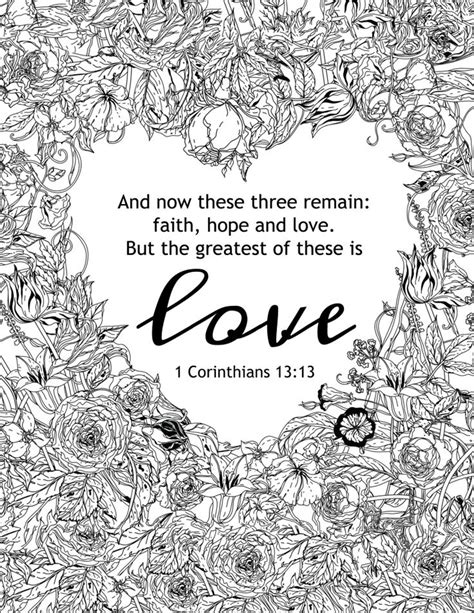 christian love coloring pages 1000 images about adult scripture coloring pages on