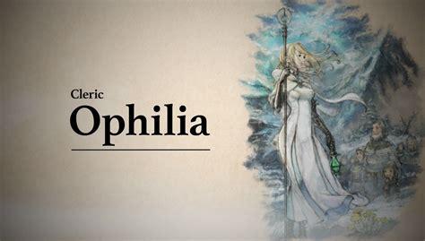 octopath traveler ophilia