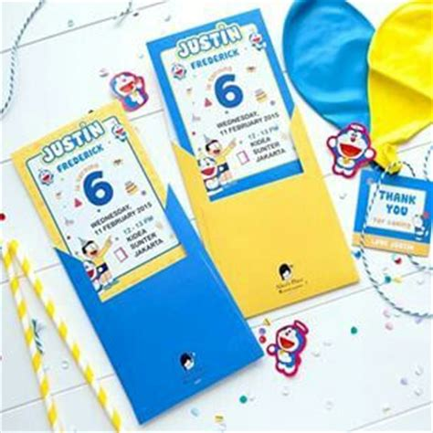 doraemon birthday card template the world s catalog of ideas