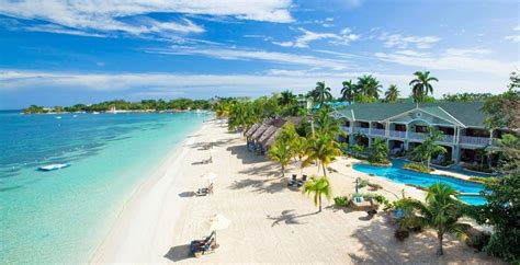 Hotel Couples Jamaique Sandals Negril Resort Spa Jamaica All