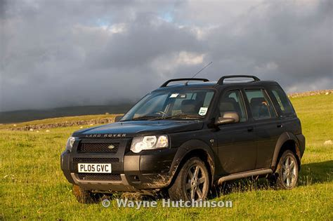 land rover freelander off road wayne hutchinson photography land rover freelander off