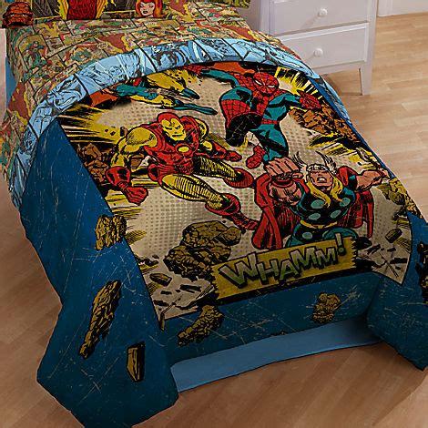 whamm marvel comics comforter