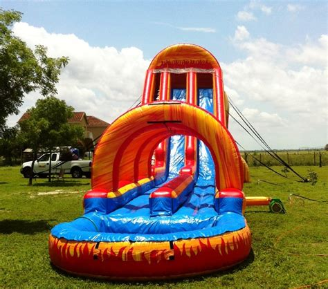 water bounce house rental rent a jumper bounce house water slides tables chairs tents water slide rental