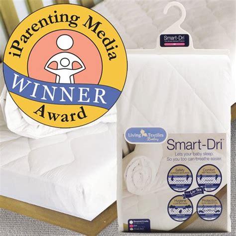 Mattress Awards by Smart Dri Waterproof Mattress Pad Award Winner Crib