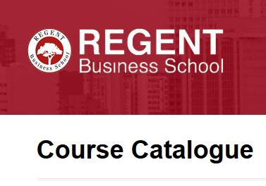 Regent Business School Mba by Regent Business School Bcom Admission Requirements And