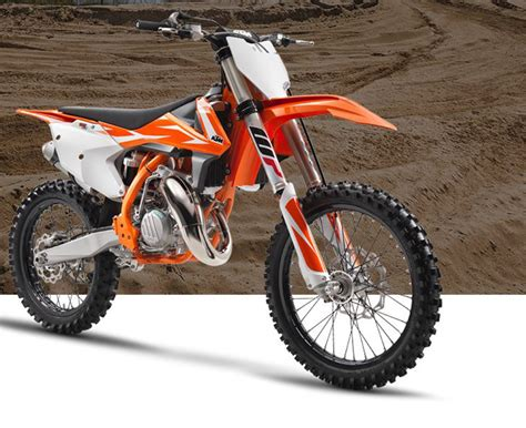 Ktm 150 Graphics Review Of Ktm 2018 150 Sx Dirt Motorcycle Bikes Catalog