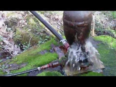 billabong hydraulic ram water pumps hydraulic ram water pumping system for