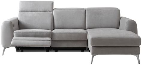 modern reclining sofa modern reclining sofas loveseats