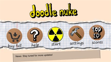 doodle nuclear bomb doodle nuke android review