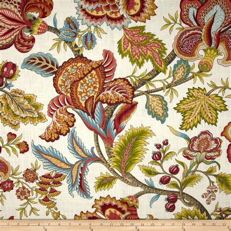 jacobean upholstery fabric jacobean fabric