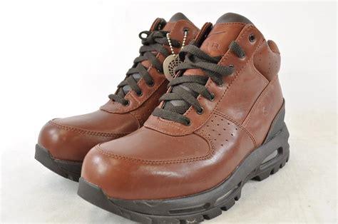 nike air max goadome 865031 020 tar oxen brown leather