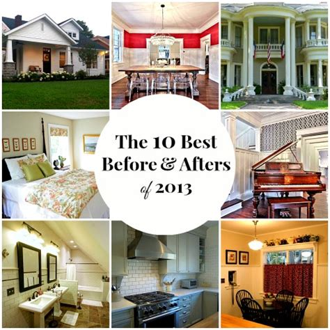 the top 10 home makeovers of 2013 hooked on houses