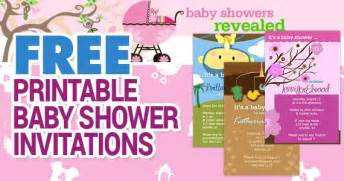 free printables baby shower invitations theruntime
