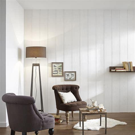 Ordinaire Travaux Salle De Bains #7: Lambris-pin-brosse-blanc-l-260-x-l-19-5-cm-ep-20-mm.jpg