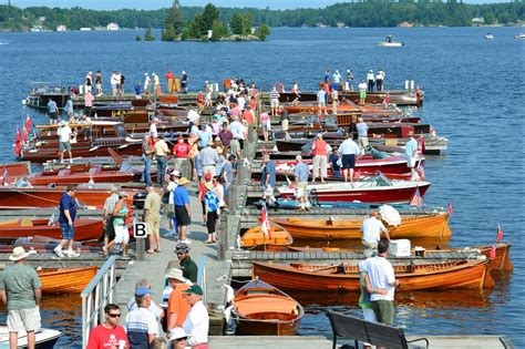 boat show toronto classic muskoka part 4 toronto acbs summer vintage boat