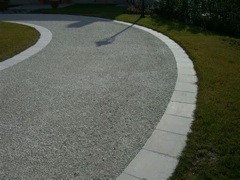 pavimentazione in ghiaia progettare giardini e terrazze le pavimentazioni in