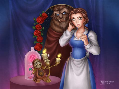 disney beauty and the beauty and the beast disney wallpaper 8235847 fanpop