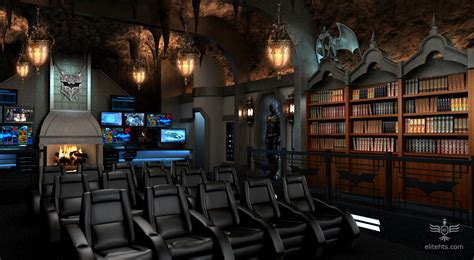 theatre house custom batcave home theater elite home theater seating